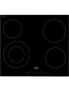 Hic64402 T Ceramic Hob   Black by Currys