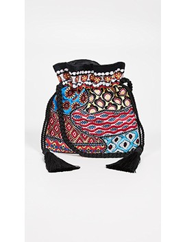 Rope Embellished Pouch by Alice + Olivia