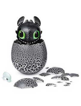 How To Train Your Dragon Hatching Toothless by How To Train Your Dragon