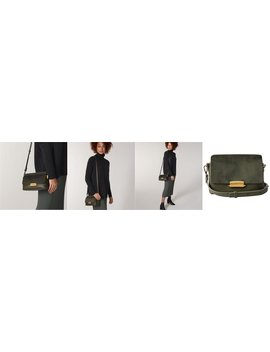 Love And Lore Edie Crossbody Ivy Green by Love & Lore
