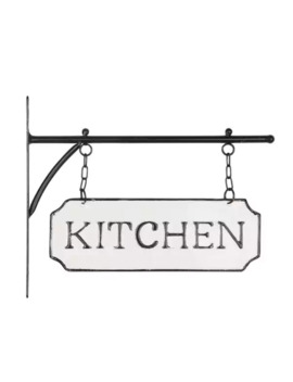 Kitchen Hanging Sign by Generic