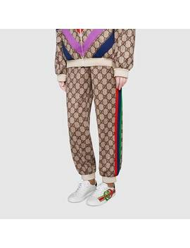 Women's Ace Sneaker With InterlockingG by Gucci