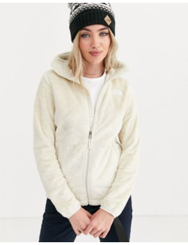 The North Face Osito Jacket In White by The North Face