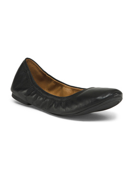 Scrunch Back Ballet Flats by Tj Maxx