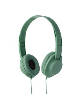 Green Headphones by Primark