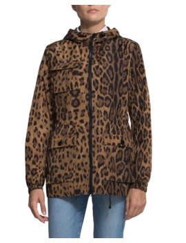 Giorgia Lightweight Jacket W/ Hood by Jane Post