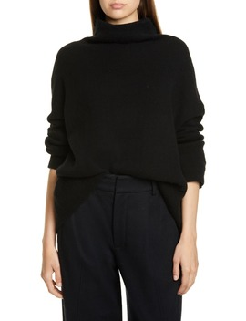 Funnel Neck Pullover by Vince