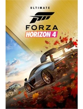 Forza Horizon 4 Ultimate Edition by Microsoft