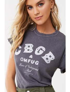 Cbgb Graphic Tee by Forever 21