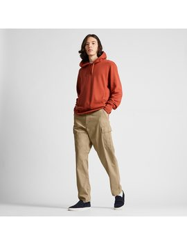 Men Regular Fit Cargo Pants by Uniqlo