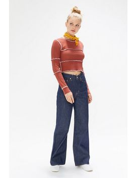 Levi's Ribcage Wide Leg Jean – High And Mighty by Levi's