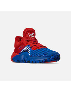 Men's Adidas D.O.N. Issue #1 Basketball Shoes by Adidas