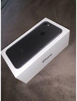 Apple I Phone 7 32 Gb Smartphone   Black (Unlocked) by Apple