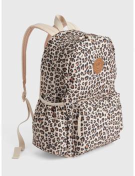 Kids Leopard Senior Backpack by Gap