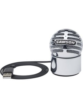 Meteorite Usb Condenser Microphone by Samson