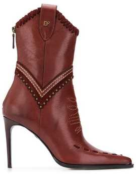 Cowgirl Ankle Boots by Dsquared2
