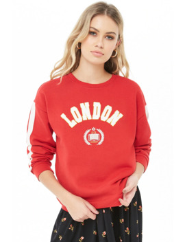 London Graphic Sweatshirt by Forever 21