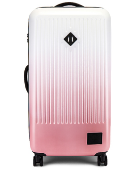 Trade Large Suitcase In Silver Birch & Ash Rose Gradient by Herschel Supply Co.