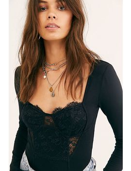 Love Adorned Top by Fp Collection