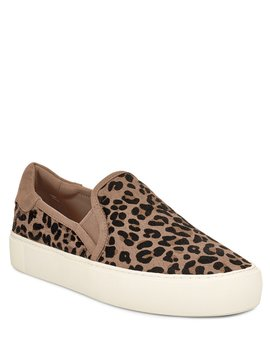 Ugg® Jass Exotic Leopard Print Sneakers by Ugg