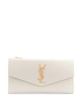 Large Uptown Wallet by Saint Laurent