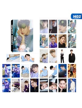 You Fashion Got7 Album Lomo Cards New Fashion Self Made Paper Photo Card Stationary Set by Ali Express.Com