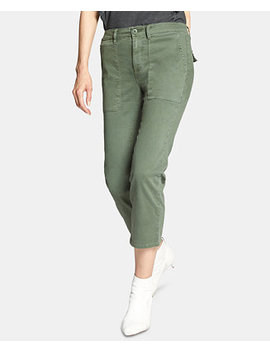 Peace Chino Capri Pants by General