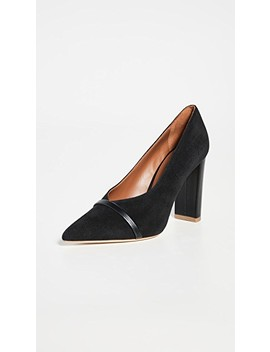 100mm Courtney Pumps by Malone Souliers
