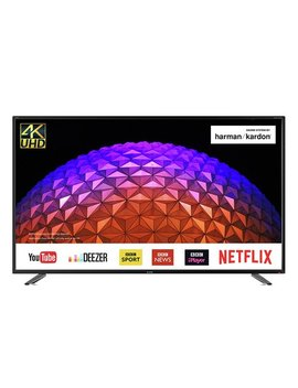 Sharp 55 Inch Lc 50 Ui7252 K Smart 4 K Hdr Lcd Tv by Argos