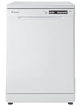 Candy Cdpe6350 Full Size 15 Place Dishwasher   White by Argos