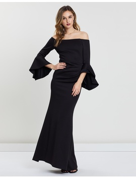 Tessa Scuba Gown by Montique