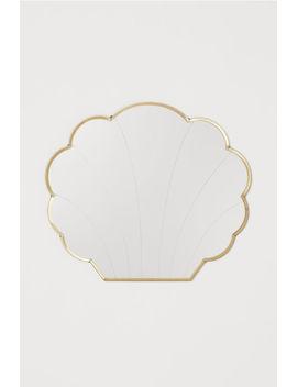 Skjellformet Speil by H&M