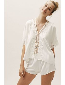 Showstopper Pajama Set by Flora Nikrooz