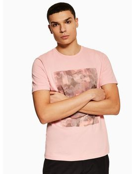 Stone Abstract Printed T Shirt by Topman