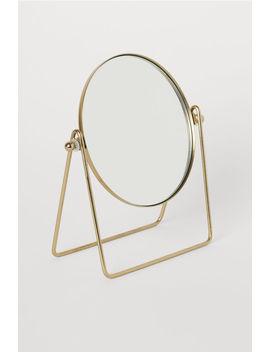 Настольное зеркало из металла by H&M