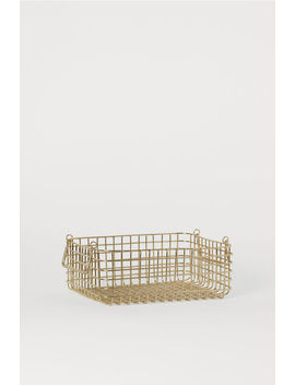 Корзина для хлеба из металла by H&M