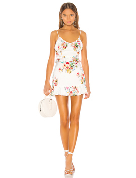 Nova Mini Dress by Majorelle