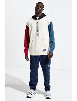 Welcome Quad Hoodie Sweatshirt by Welcome