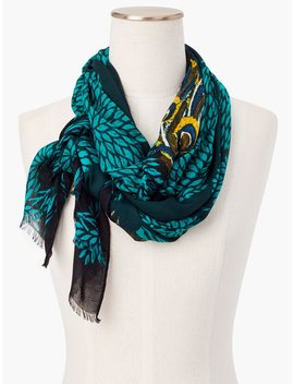 Tailfeathers Scarf by Talbots