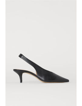Туфли без задника by H&M
