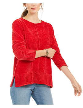 Chenille Sweater, Created For Macy's by General
