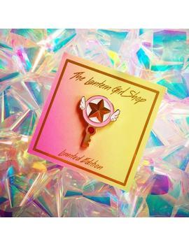 Sakura Star Key Pin by Etsy