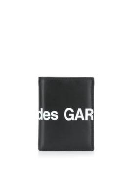 Portemonnee Met Logo by Comme Des Garçons Wallet