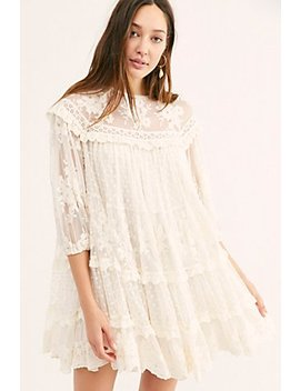 Dawn Lace Play Mini Dress by Spell And The Gypsy Collective