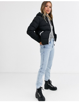 Superdry Epirit Puffer Icon Jacket With Zip Pockets by Superdry