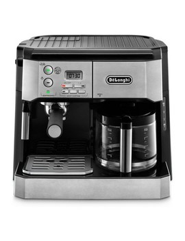 De'longhi Combination Espresso/Coffee Machine   Stainless Steel Bco430 by Stainless Steel Bco430