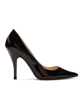 Black 'the Proposal' Heels by Marc Jacobs