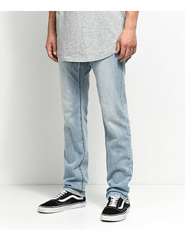 Empyre Skeletor Classic Light Skinny Fit Jeans by Empyre