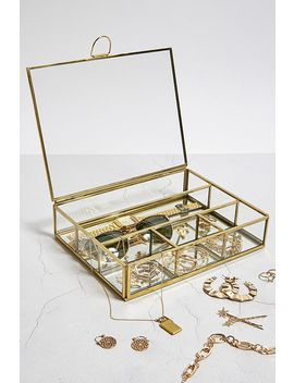 Grid Jewellery Box by Urban Outfitters