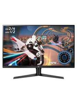 "Lg 32 Gk650 F B 31.5"" 144 Hz Qhd Free Sync Va Gaming Monitor by Mwave"